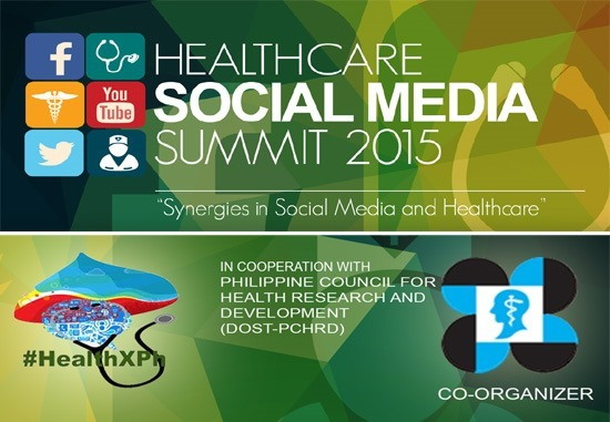 Healthcare Social Media Summit 2015