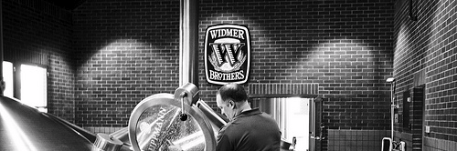 image of Widmer Brother's Brewery courtesy of Matt Wiater's Flickr page