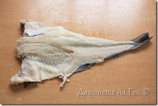 Риба треска осолена_Μπακαλιάρος παστός_6754