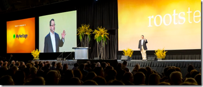 The RootsTech Conference