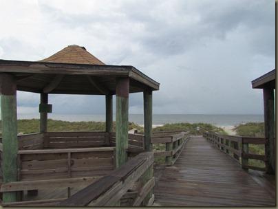 beach at Katheryn Abby Hannah Park, Jacksonville