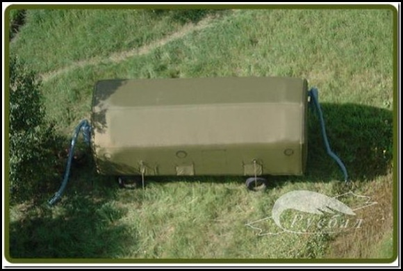 Russie une armée gonflable-11