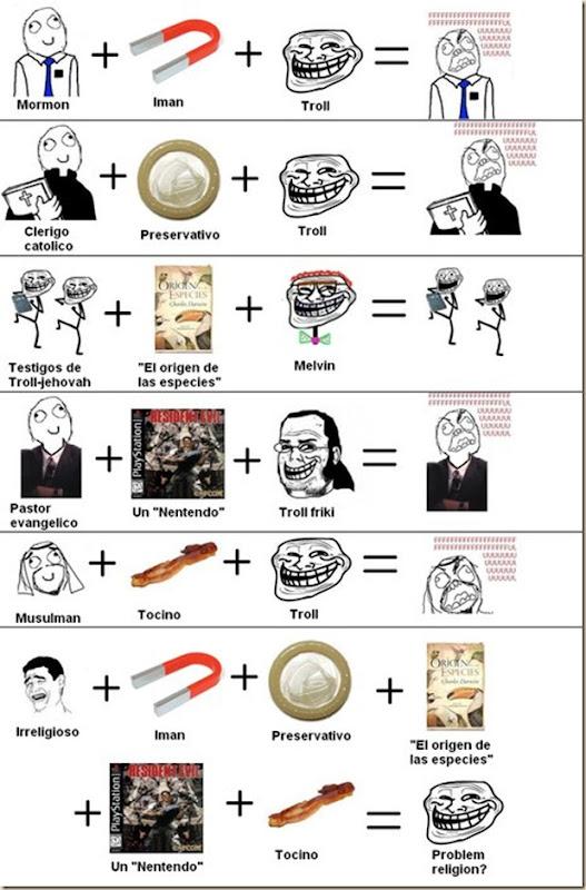 Memes ateismo dios religion (15)