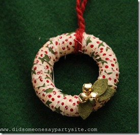 Handmade Ornament 5