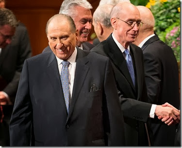 General Conference leaders