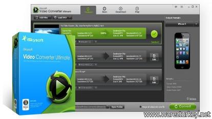 iSkysoft Video Converter Ultimate 5.5.1.0