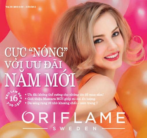 Catalogue-My-Pham-Oriflame 1-2013 (1)