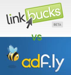 Mana Lebih Baik Antara Adf.ly atau Linkbucks.com
