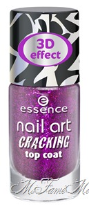 cracking top coat - 06 crack me! pearly pink