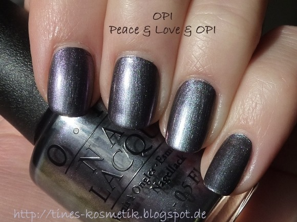 OPI Peace & Love & OPI 4