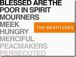 beatitudesofJesus