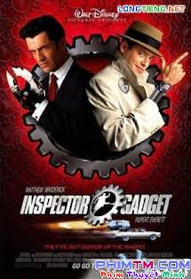 Thanh Tra Gadget 2 - Inspector Gadget 2 Tập HD 1080p Full