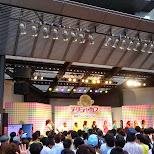 concert in downtown Tokyo in Roppongi, Tokyo, Japan