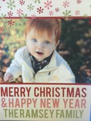 Jack Christmas Card