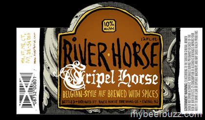 River Horse Updates 12oz Bottle Packaging For Tripel Horse Summer