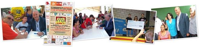 Ver VI Campeonato Nacional de Futbolín 2011 - Villahermosa del Campo