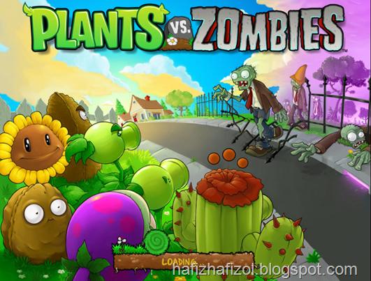 Plants Vs. Zombie's Tutorial