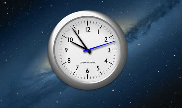 1mac app utilities clock