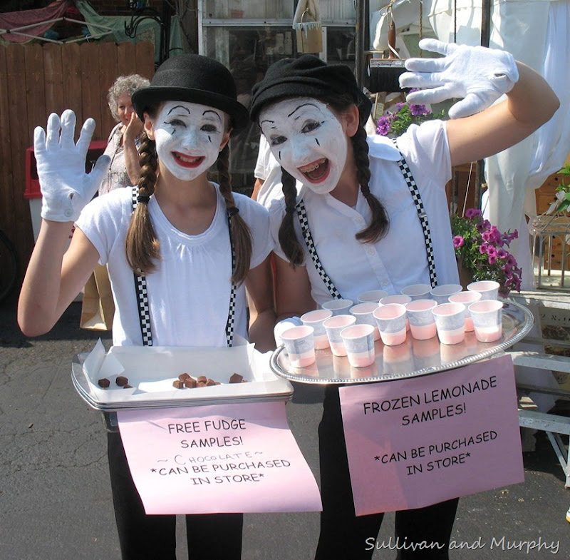 mimes