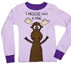 moose hug