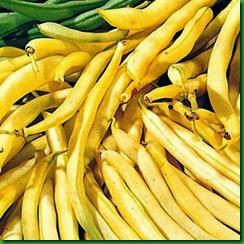 Cherokee Wax Beans