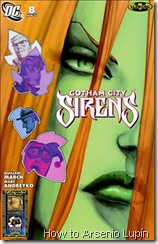P00008 - Gotham City Sirens #8
