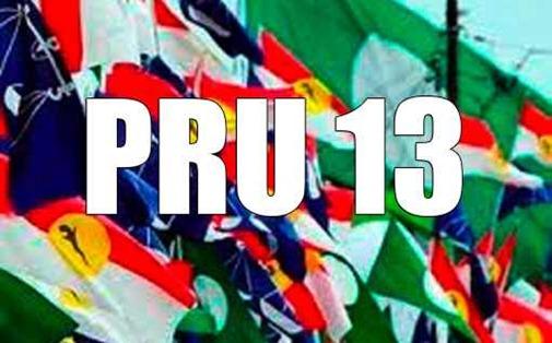 Pilihanraya-Umum-13-PRU-13-General-Election-13