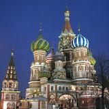 モスクワのセントバジル大聖堂