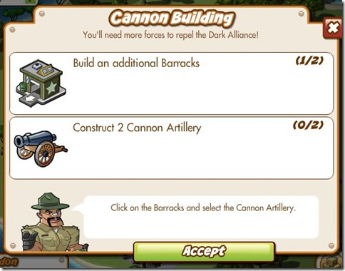 Mission 7: Cannon Building