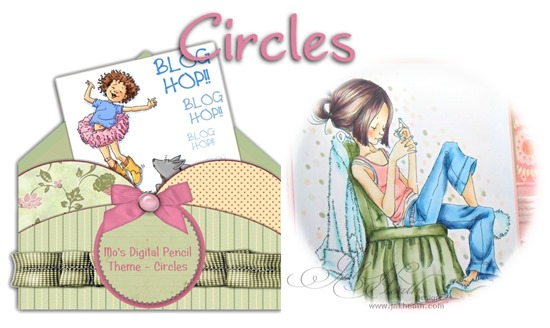 Blog Hop-circles September1