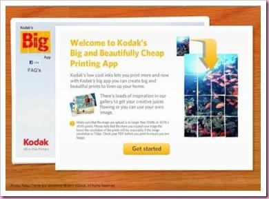 Kodak's Big App