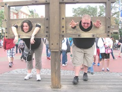 Disney kelley and tommy in the stocks