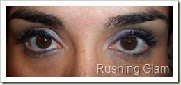 Brown Eyes - Blue Liner