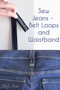 belt loops
