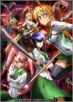 52cfd299e19fd Highschool of the Dead:Completo Legendado HDTV 720p + OVA