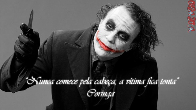 Frase do Coringa (1)