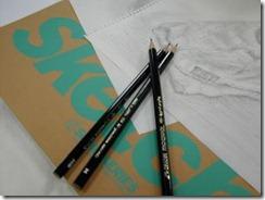 sketchpad pencils