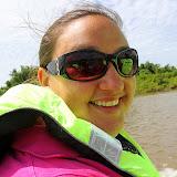 Heading Up The Navua River in A River Canoe - Suva, Fiji