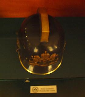 holenderski kask strazacki