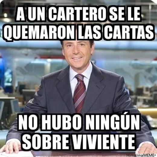 CARTERO SOBRES VIVIENTES