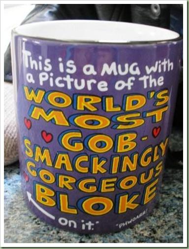 Mr Gorgeous Mug 1