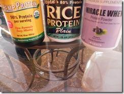 proteinsuppleents