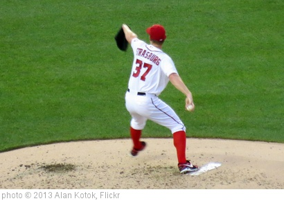 'Stephen Strasburg' photo (c) 2013, Alan Kotok - license: http://creativecommons.org/licenses/by/2.0/