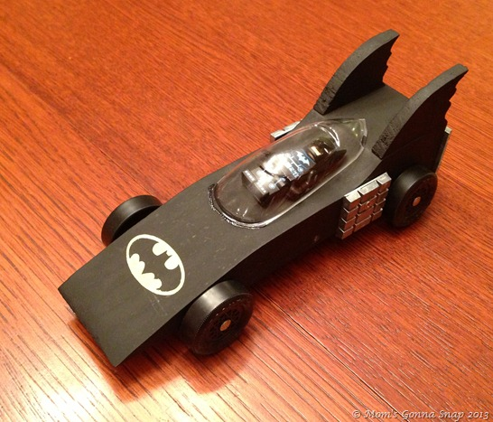 Pinewood Derby - Batmobile by MomsGonnaSnap (7)