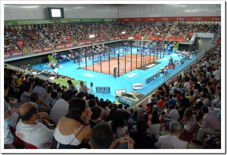 La Caja Mágica se queda pequeña en las semifinales de los VI Internacionales Ciudad de Madrid Estrella Damm Trofeo Oxidoc.