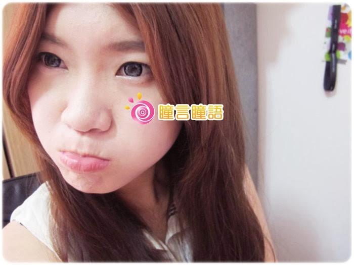 日本EOS隱形眼鏡-Popic Light(King Size)灰8
