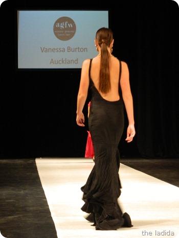 Vanessa Burton - AGFW Fashion Show 2012 (2)