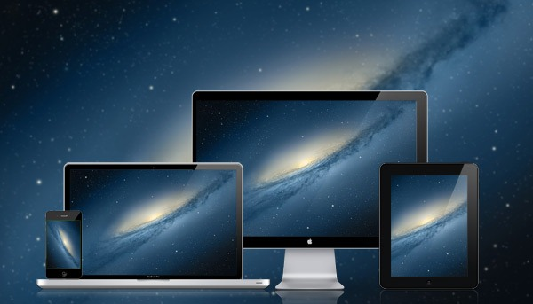 Mac OS X Mountain Lion's Galaxy