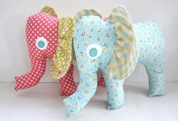 Elephant Softie Tutorial[6]