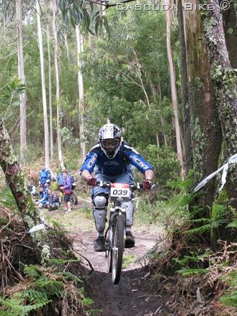 Vigo Bike Contest 2012. Enduro. TC-3, La Castaña.